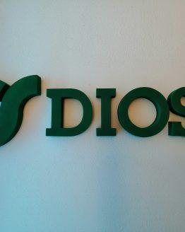 3D Logo Dioss