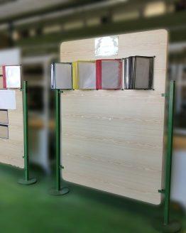 Informační tabule - nástěnka do výroby