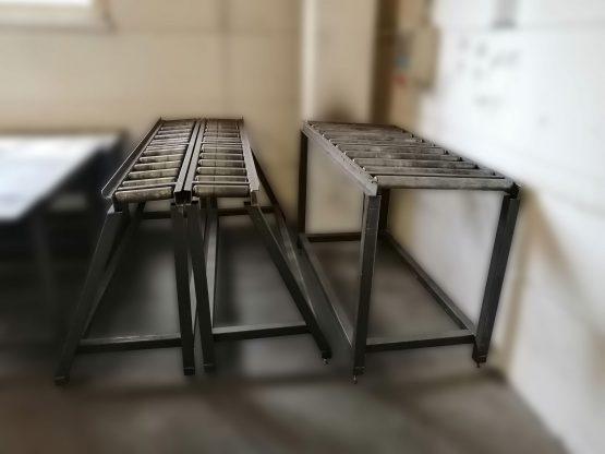 Válečková dráha - stůl