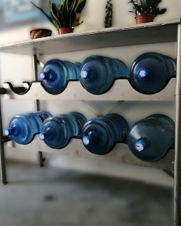 Zásobník na barely s vodou